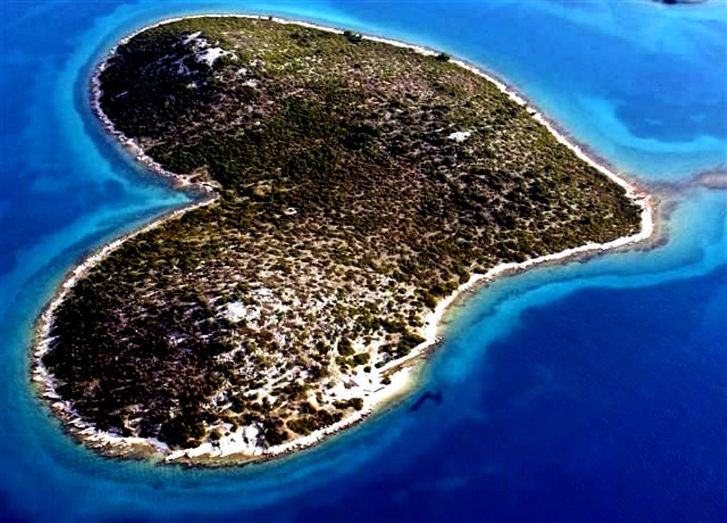 Galesnjak-Island