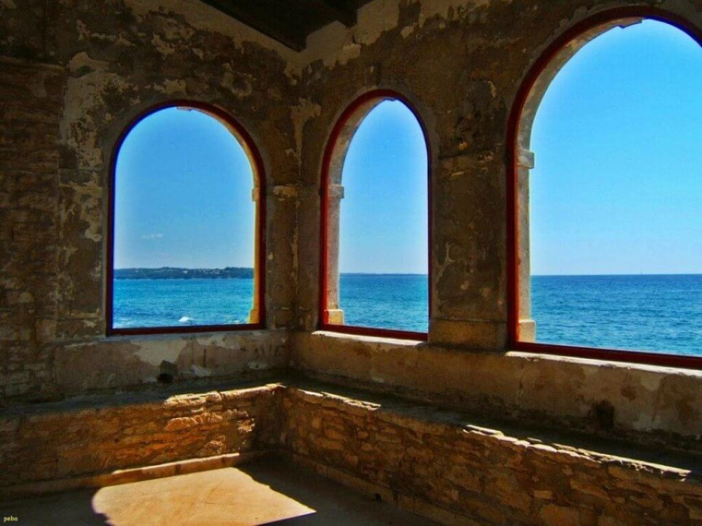 City Loggia in Porec