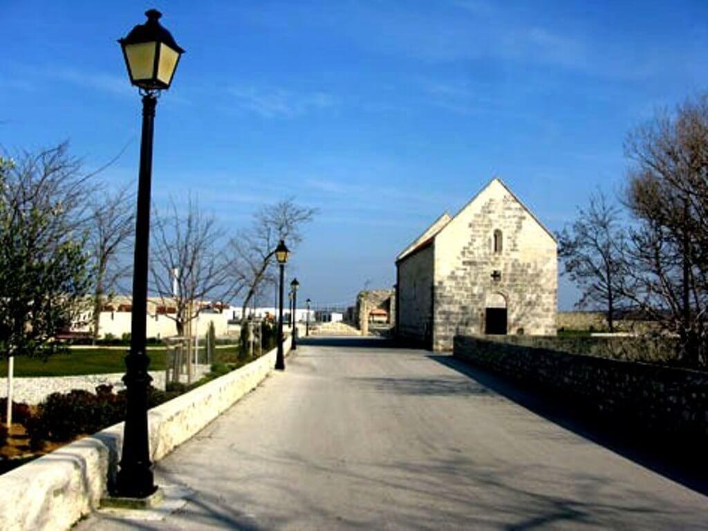 Church of St Ambrose in Nin