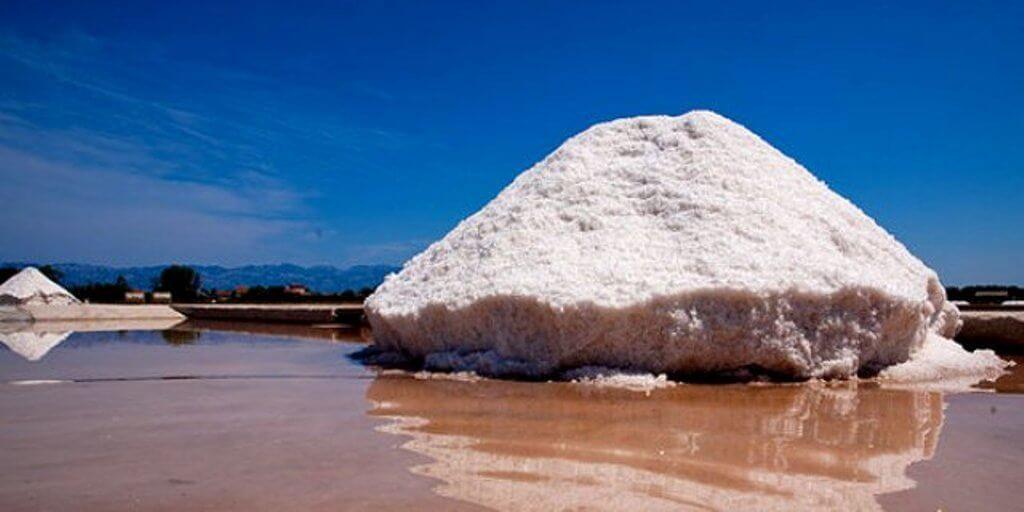 The Museum of Salt in Nin
