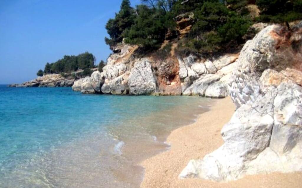 Jagodna, Sandy Beaches in Croatia