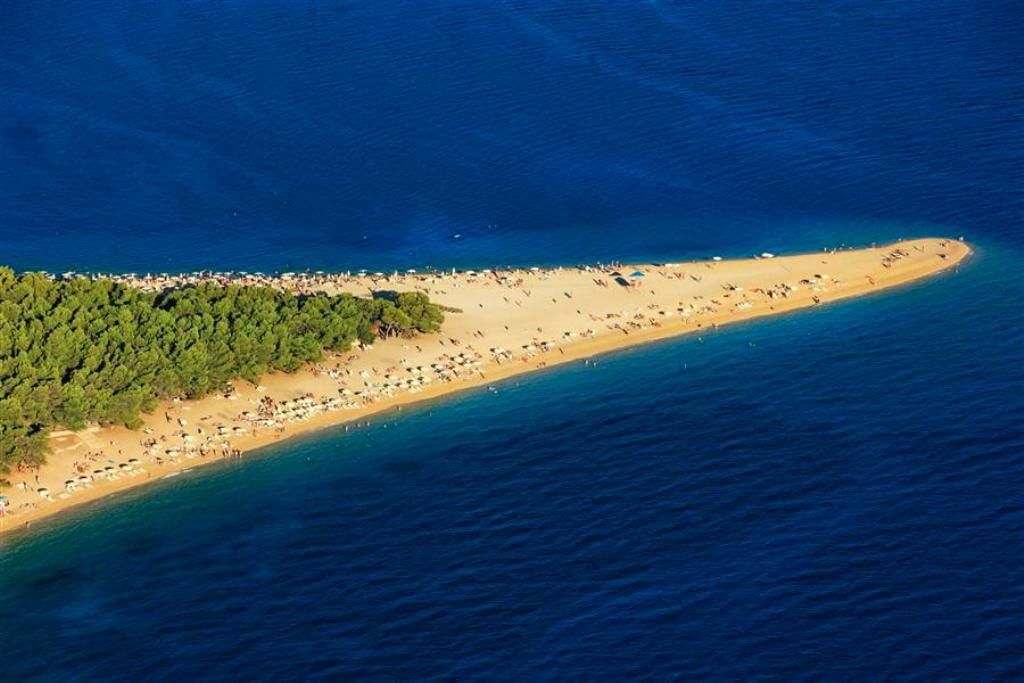 Zlatni Rat, Sandy Beaches in Croatia