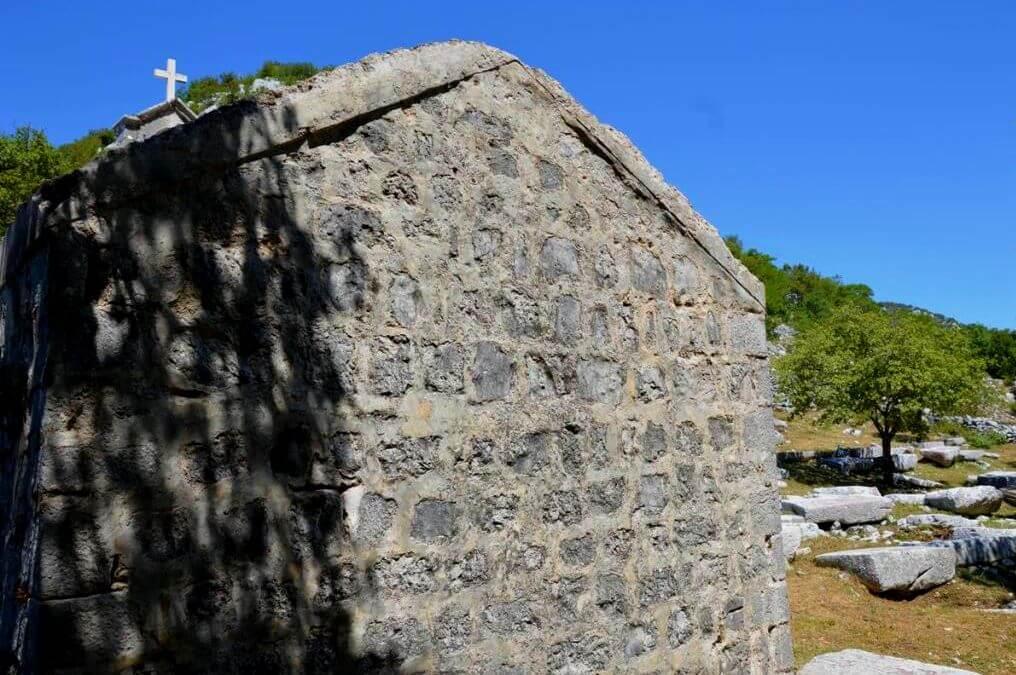 Tombstones Konavle