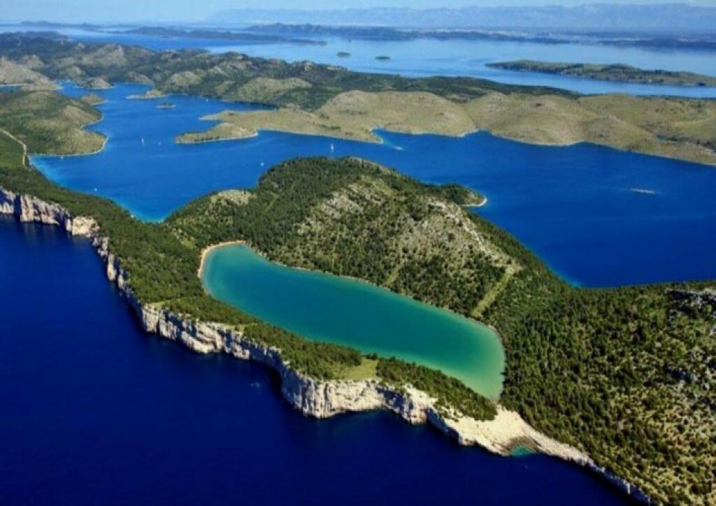 Dugi Otok, Telascica Nature Park