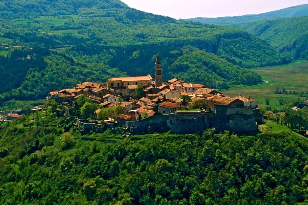 Buzet, Istria
