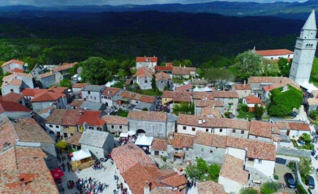 Gracisce, Istria