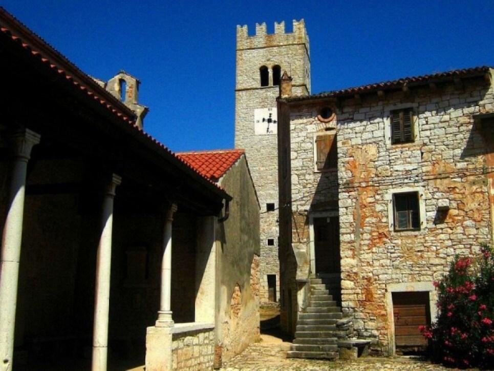 Sveti Lovrec, Istria