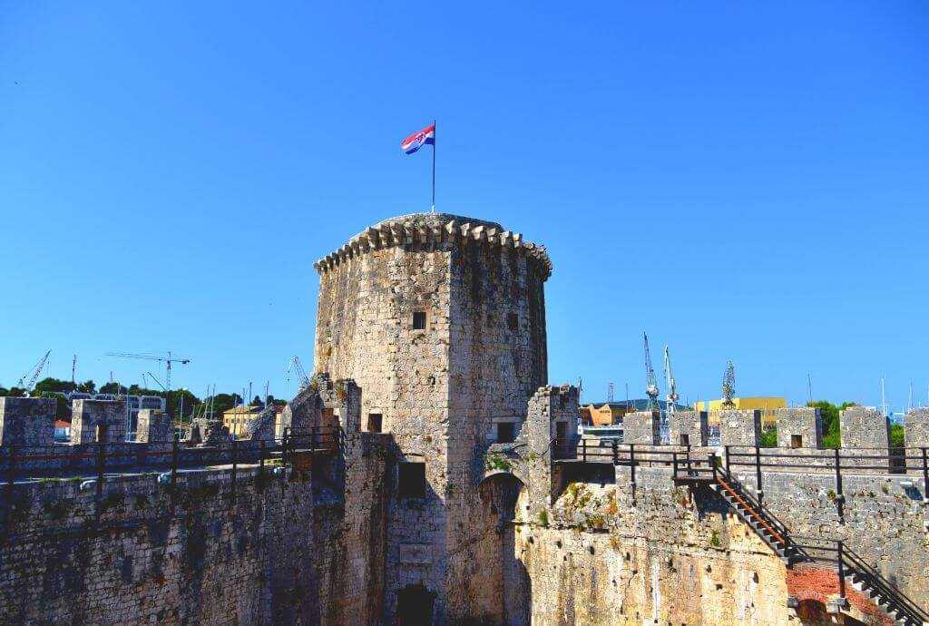 Kamerlengo Fortress, Trogir