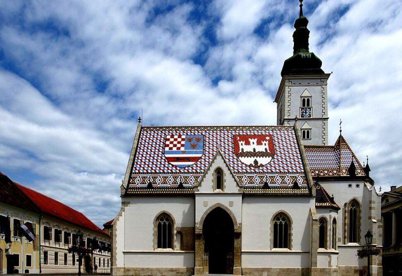 Church of St Mark, Zagreb