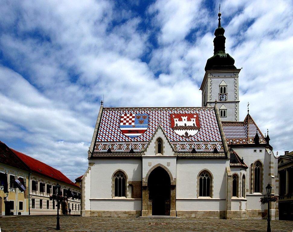 Church of St Mark, Zagreb
