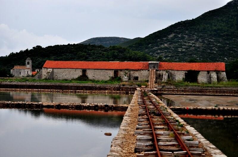 Saltworks, Ston, Peljesac Peninsula