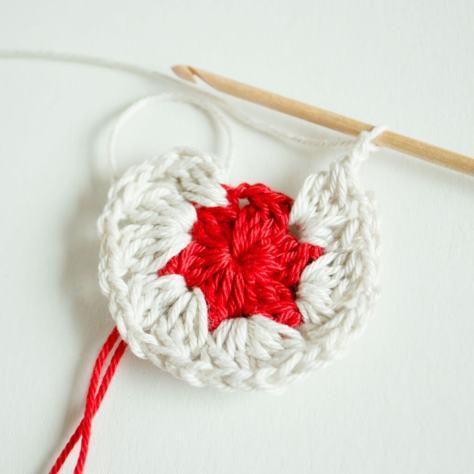 FREE Crochet Pattern - Crochet Coaster
