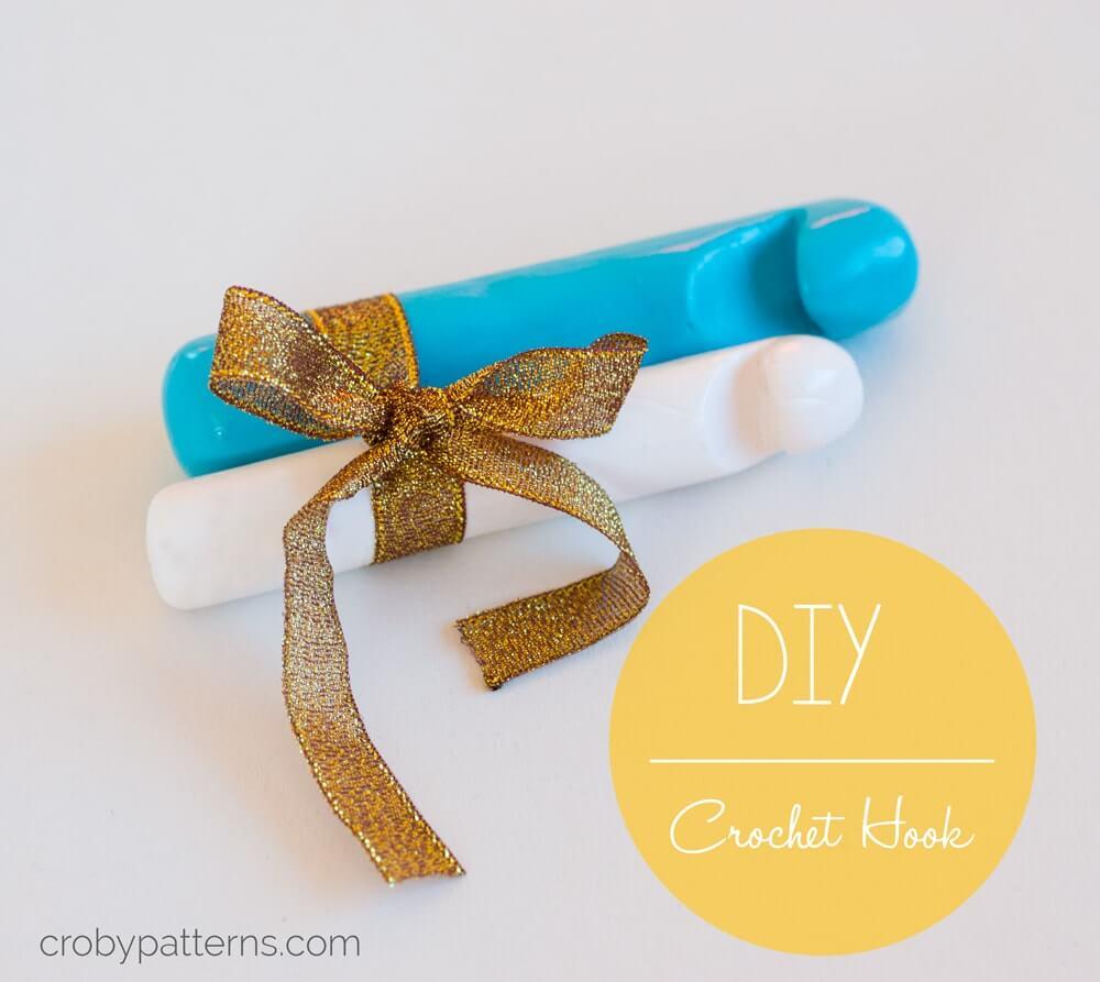 DIY Crochet Hook by Croby Patterns