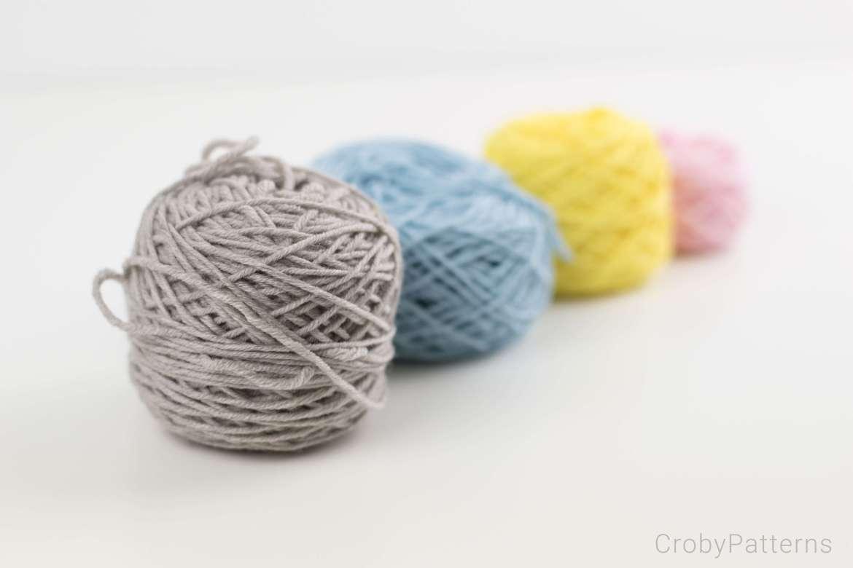 Yarn/ CrobyPatterns