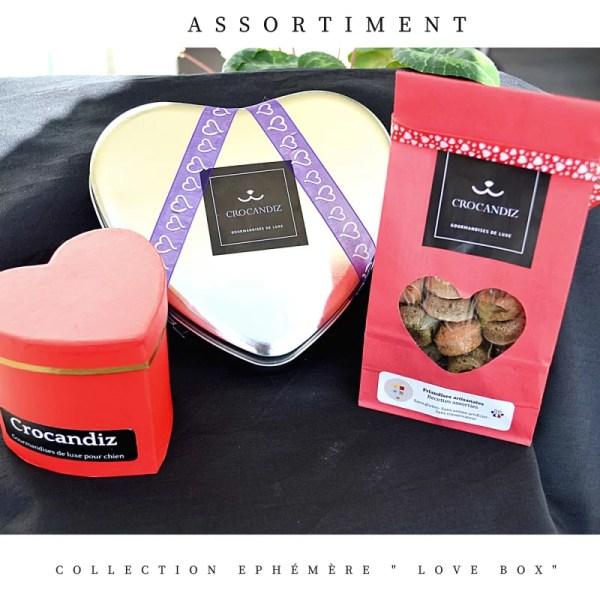 Collection love box-crocandiz
