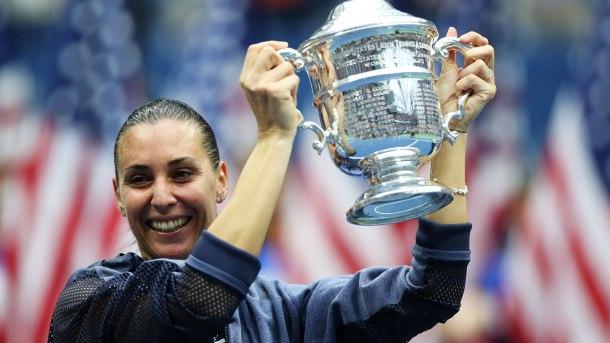 Flavia Pennetta: Tennis