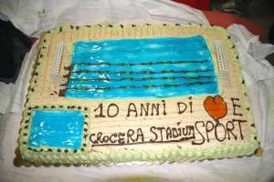 10 Anni Crocera Stadium