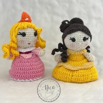 Bela e Aurora by Sonia Fernandes