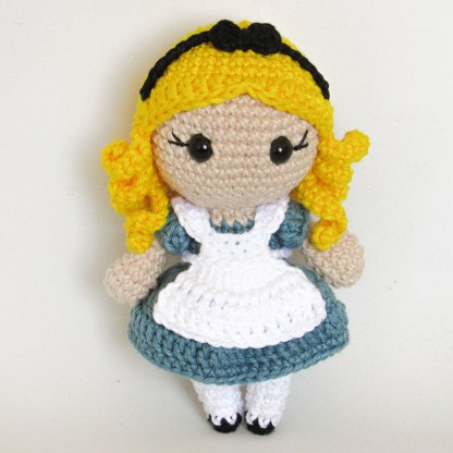 Toy Art Alice
