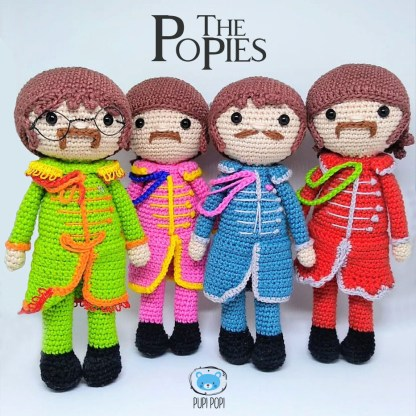 The Beatles - by Pupi Popi