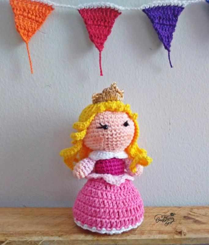 Aurora - by Crocheteira Nerd