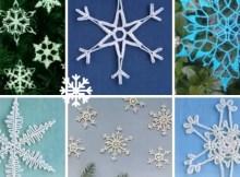 crochet snowflake magical patterns