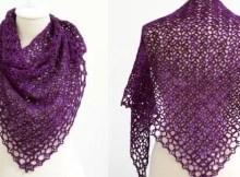 fotune's shawlette