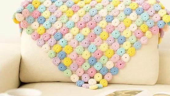 yoyo puff crochet pattern