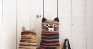Crochet Cojín Niños