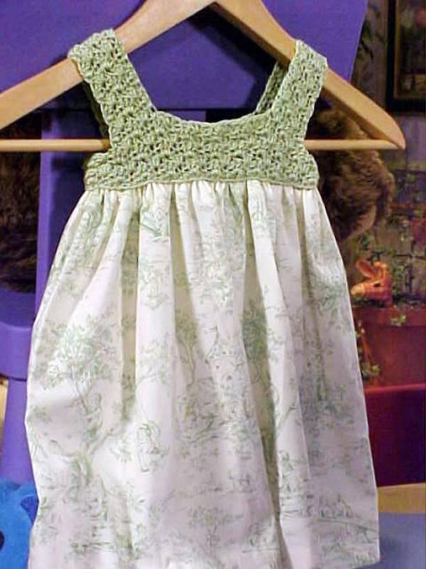 crochet-child-dress
