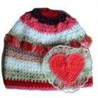 monica burnett crochet cap, crochet beanie