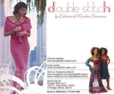 peekaboo dress crochet simmons doublestitch interweave press