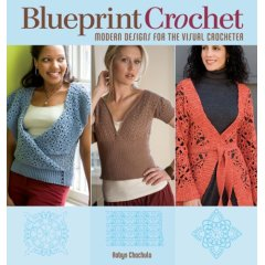 Blueprint Crochet by Robin Chachula, crochet and structural engineering