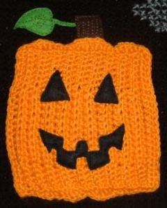 cro pumpkin applique 1009