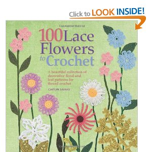 100 Lace Flowers To Crochet