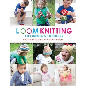 loomknitting for babies and toddlers