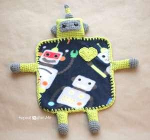 cro robot blanket 1213