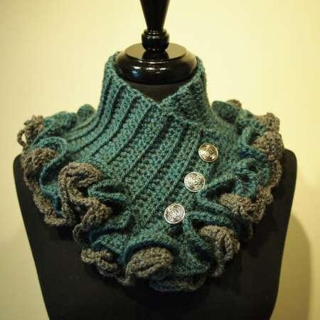 Lisette, Antonia and Alexis- Steampunk-Amigurumi Dolls Crochet ... | 450x450