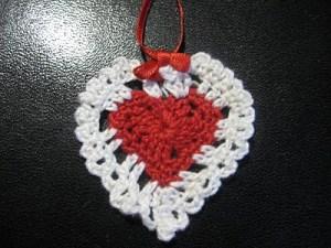 cro valentine orn 1213