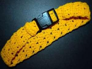 Double Cross Dog Collar - Examiner