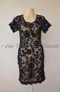 cro motif dress 0614