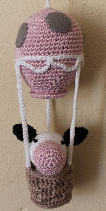 Crochet Patterns For Baby Mittens : 10 baby mobiles to crochet ? Crochet