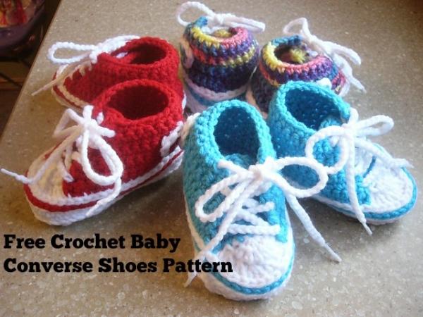 crochet-baby-converse