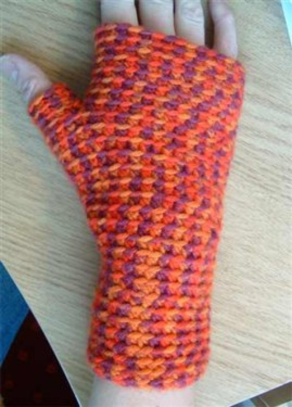 Crochet Pattern Gloves : 8 Fingerless Glove Patterns to Crochet ? Crochet