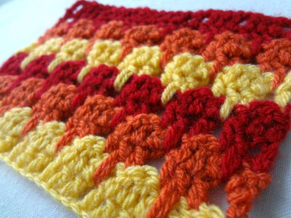 Amigurumi Stitch Tutorial : Larksfoot icicle stitch tutorial u crochet