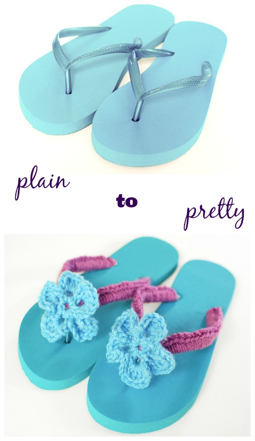 Flip-flop-thongs-crochet-make-pretty-diy