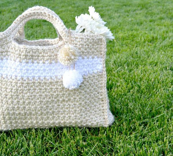 Big Easy Crochet Bag Pattern Crochet