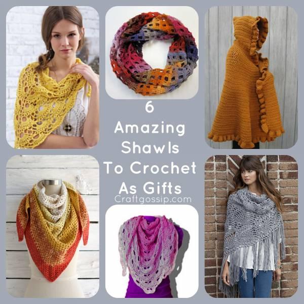 Shawls-crochet-patterns-free-gift-christmas