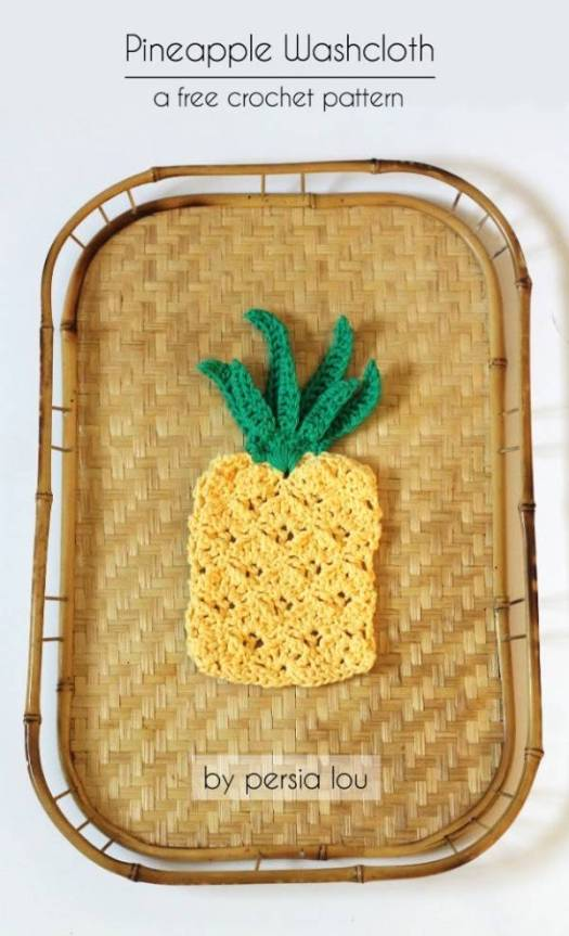 pineapple-dishcloth-crochet-pattern-free