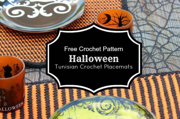 Tunisian-Crochet-Placemats-Labeled